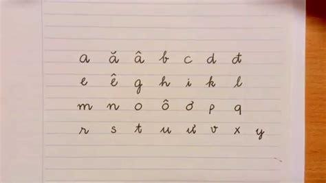 printable vietnamese alphabet video 4 vietnamesisches alphabet youtube