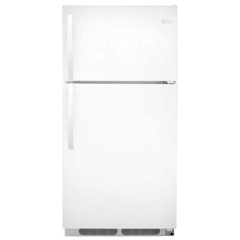 top freezer refrigerators refrigerators the home depot