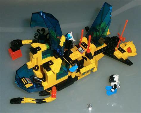 lego boat repair shop anleitung lego system 6175 aquanaut u boot deep sea online shop