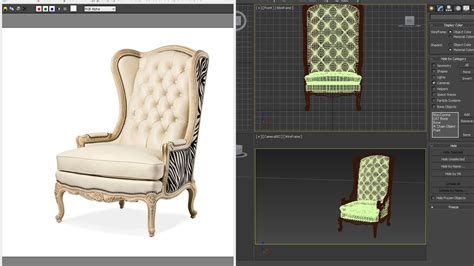 luxury chairs for living room 3dsmax tutorial living room luxury chairs youtube