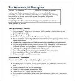 Job description inside account receivable resume tax accountant