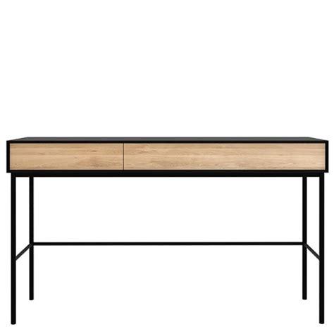 escritorio de roble escritorio blackbird roble