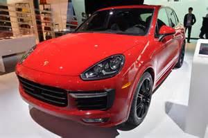 2015 Porsche Cayenne Gts 2015 Porsche Cayenne Gts La 2014 Photo Gallery Autoblog