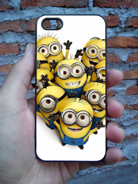 Minion Despicable Me For Iphone 5 5s Tipe B Limited despicable me minion for iphone 5c iphone 5 5s by classgift products cases