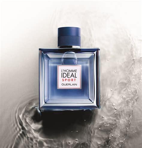 Guerlain L Homme Ideal Sport 0 7 Ml Spray guerlain s l homme id 233 al fragrance shows its sporty side philippine tatler