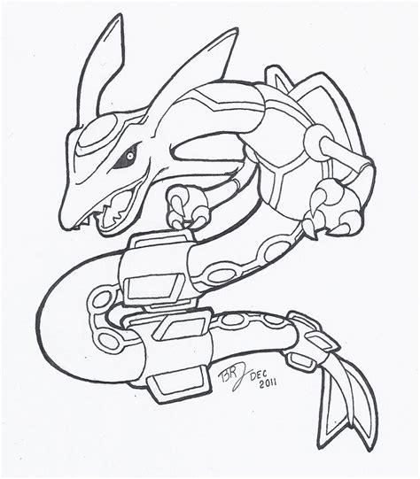 legendary pokemon coloring pages rayquaza rayquaza by leatherruffian on deviantart