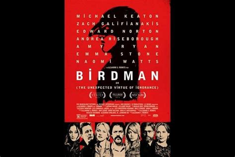 film terbaik oscar 2015 satu harapan oscar 2015 birdman film terbaik sang