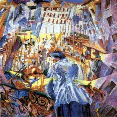 produccion de imagenes artisticas wikipedia futurismo obras y artistas turismo universal