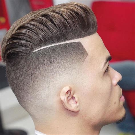 fade to comb over hairstyle 74 comb over fade haircut designs styles ideas