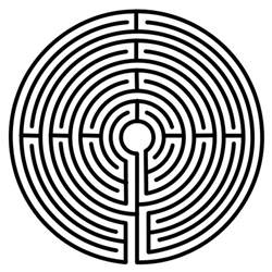 art love and life labyrinth or maze