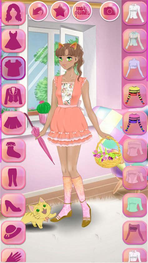 E Anime App by App Shopper Anime Dress Up For