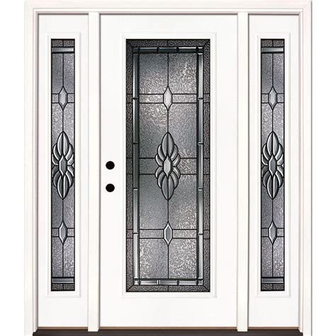 Feather River Doors 67 5 In X 81 625 In Sapphire Patina Feather River Exterior Doors