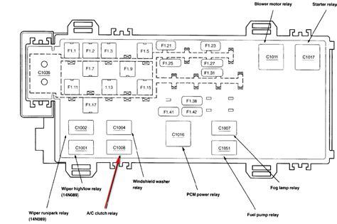 02 ranger a c wire diagram wiring diagram with description