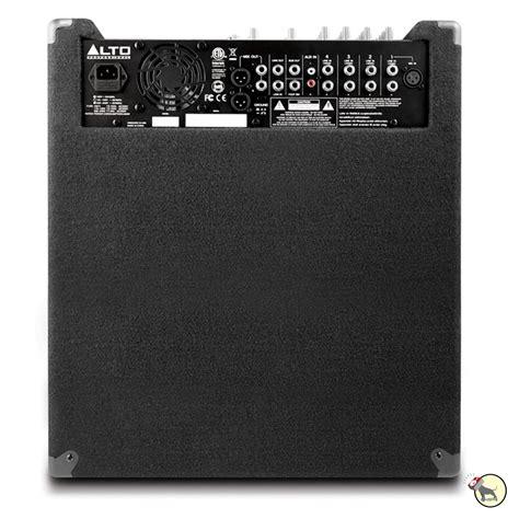 Power Lifier Kick Alto Kick 15 400 Watt 4 Ch Mixer Effects Instrument Drum Keyboard Lifier Ebay