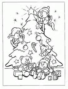 Christmas tree coloring pages 1000 free printable coloring pages