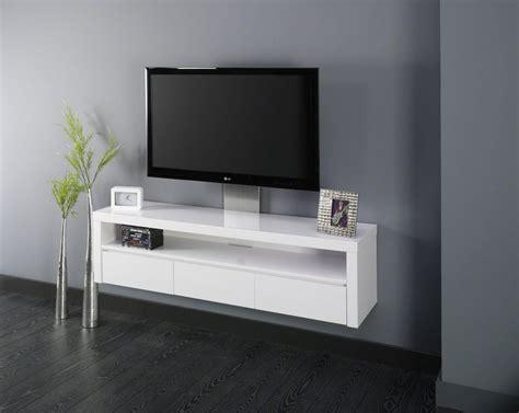 meuble suspendu pour tele