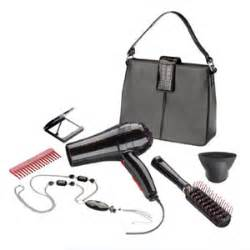 Hello 2000w Hair Dryer Gift Set Black 2000w dryer