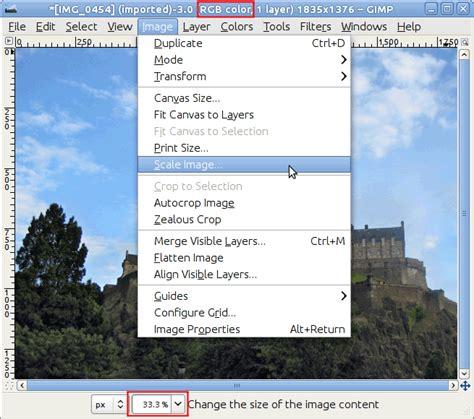 cambiar imagenes automaticamente html 4 2 cambiar el tama 241 o de una imagen para la pantalla