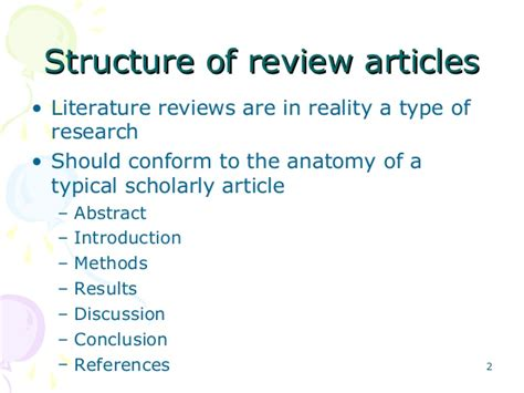 essay structure literature review 6 writing and presenting literature review khalid