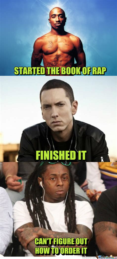 rap memes why do we eminem and his fans warning corny memes