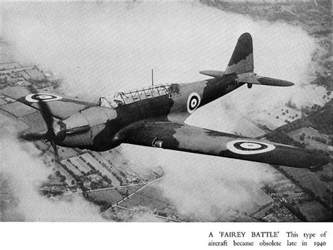 the fairey battle a fairey battle aircraft stuff