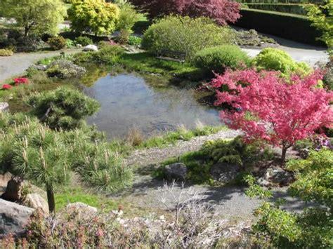 Ubc Botanical Gardens Ubc Botanical Garden And Nitobe Memorial Garden Tj