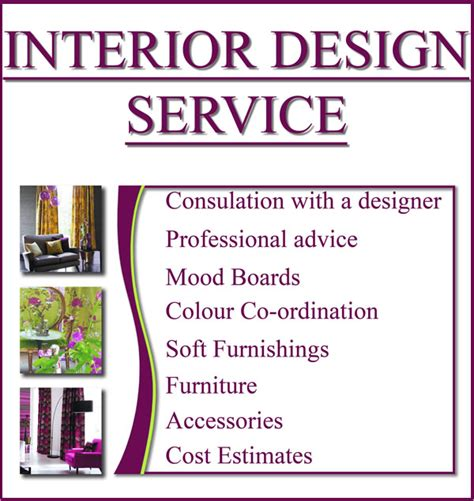 Cost For Interior Design Services by Interior Design Invoice Template Free Invoice Templates