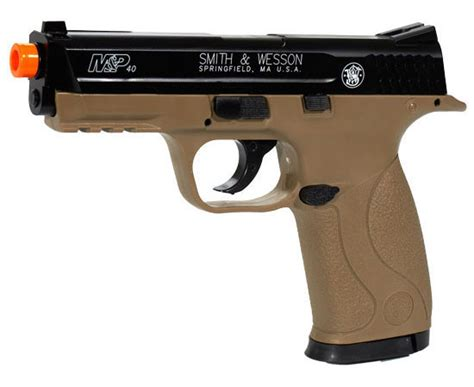 Pistol Airsoftgun Mp 900 smith and wesson licensed mp40 fps 302 airsoft pistol