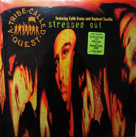 stressed out tribe a tribe called quest stressed out 12 quot hip tank records