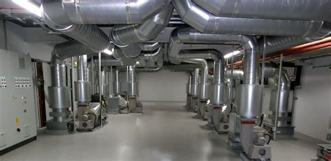 Ventilation Ducting For Modern Vent