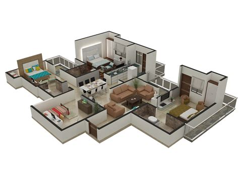 3d floor plan quality 3d floor plan renderings 3d architectural floor plans for marketing architectural