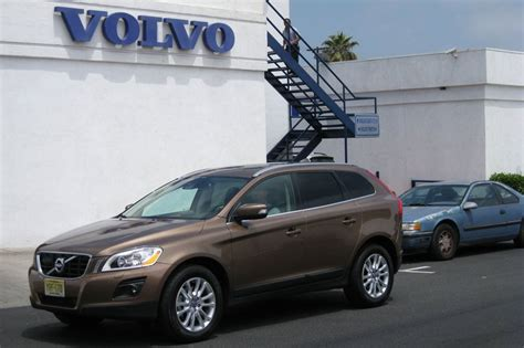 mile service  volvo xc long term road test