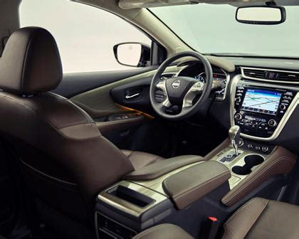 2017 nissan murano platinum interior 2018 nissan murano suv review trims specs and price