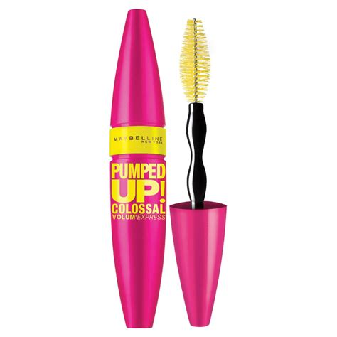 Mascara Maybelline Colossal must makeup products inr 400