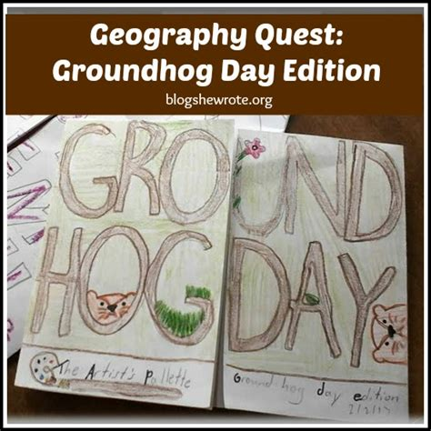 groundhog day meaning origin finishing strong homeschooling the middle high school