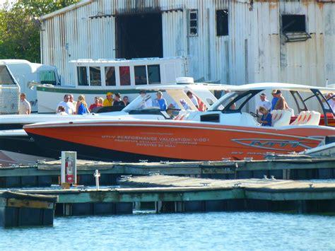 orange boat really fast boats gypsy journal rv travel newspaper