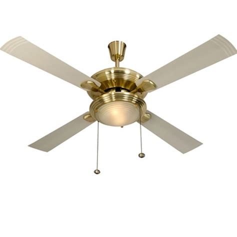 Usha Ceiling Fans Models With Price In India by Buy Usha Fontana One Gold Ivory 51 Quot Ceiling Fan At Best