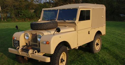 landrover defender land rover series 1 1958 88