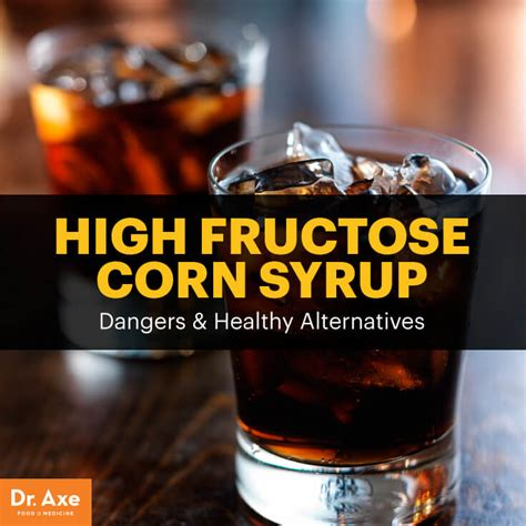 Chemicals In Cosmetics Cancerous Lippy L Alternatives by High Fructose Corn Syrup Dangers Healthy Alternatives