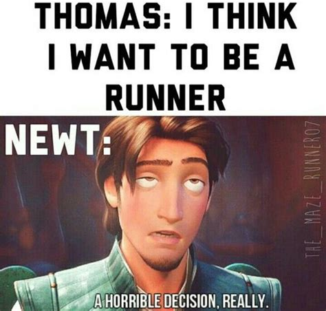 Runner Meme - the maze runner fever code book google search tmr