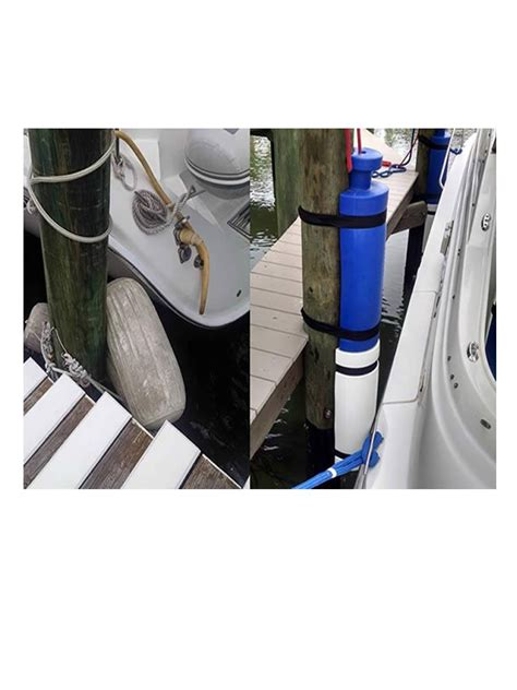 boat dock piling bumpers 26 in white seahorse piling bumpers 26in seahorse front