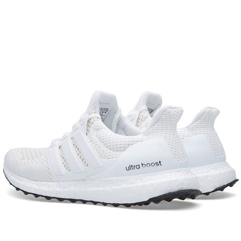 Adidas Ultra Boost White 1 adidas ultra boost 1 0 w white silver metallic