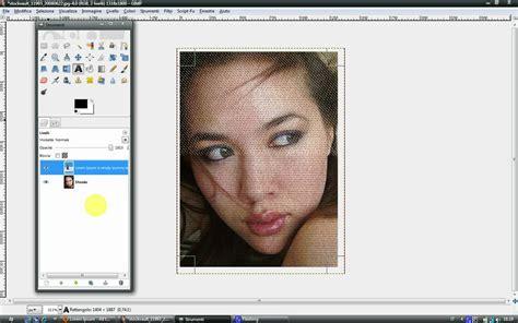 trasformare immagine in testo tutorial gimp trasformare un immagine in testo