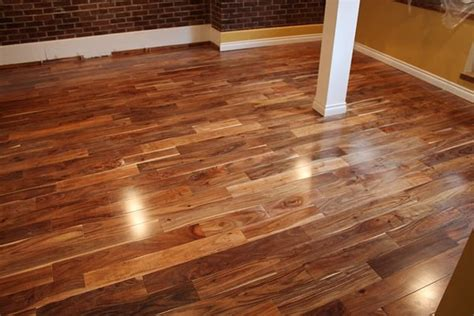 Acacia Hardwood Flooring Reviews by Acacia Flooring From Simplefloors Installed In A