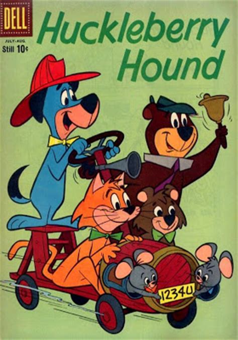 pixie and dixie huckleberry hound patrick owsley cartoon art and more vintage huckleberry