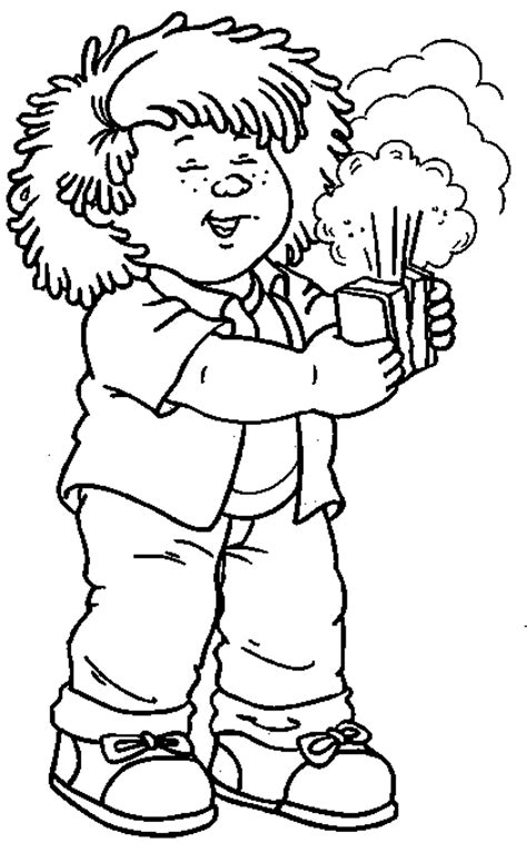 Cabbage Patch Kids Coloring Pages Coloringpagesabc Com Cabbage Patch Coloring Pages