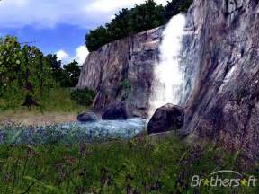 Download free live 3d waterfall screensaver live 3d waterfall
