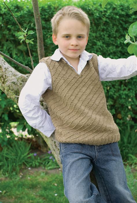 knitting pattern for boys vest knitterella most of the time i knit tour boys knits