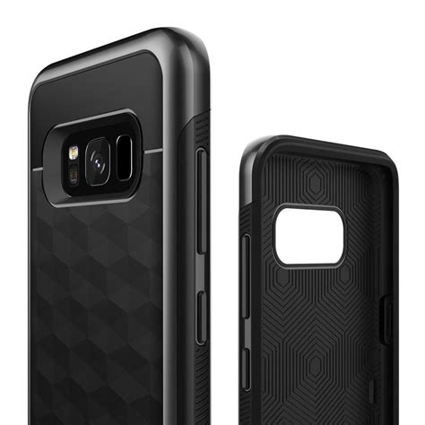 Caseology Parallax Series For Samsung Galaxy S8 Plus Original caseology parallax skal till samsung galaxy s8 plus svart themobilestore