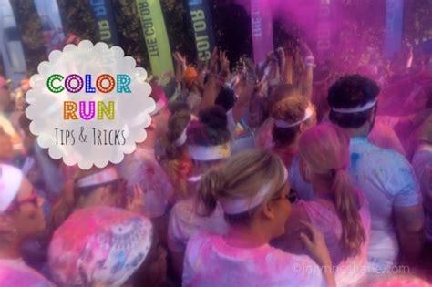 color run tips color run tips tricks